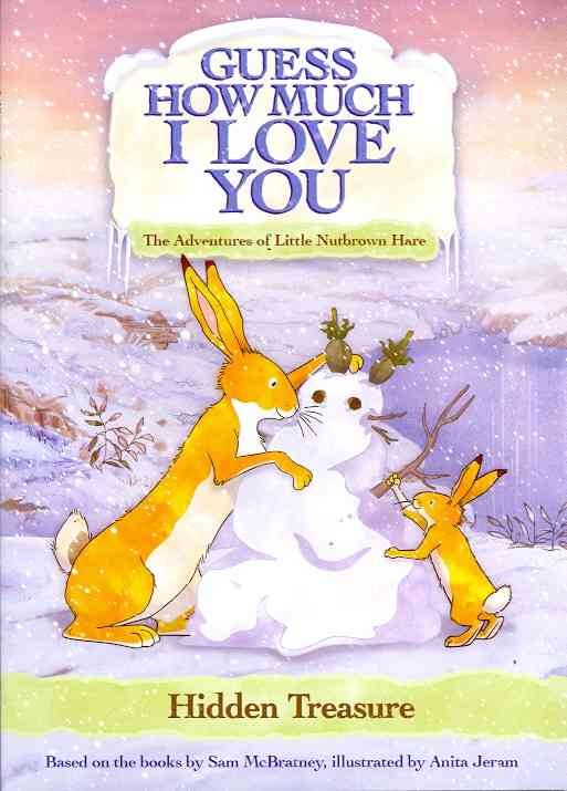 GUESS HOW MUCH I LOVE YOU:HIDDEN TREA BY ALLAN,STUART (DVD)